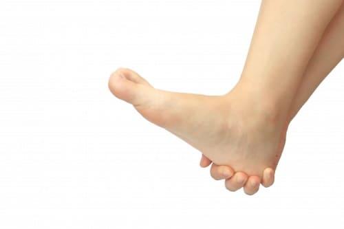 セーバー病は踵が痛みます