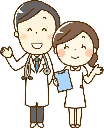 事故に遭った際は医師の診断を受けましょう