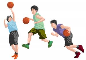 バスケットボールによりシンスプリントを起こすことがあります