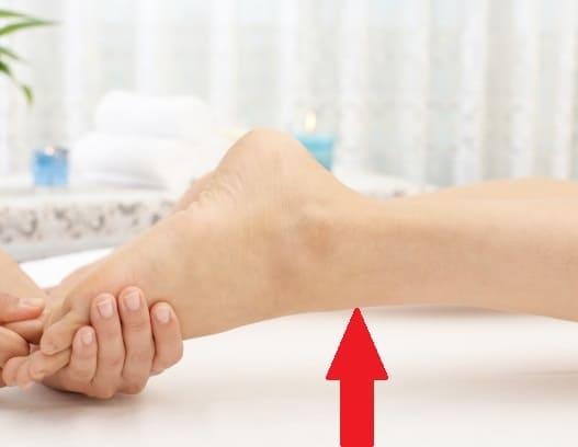 足首が固いとパフォーマンス低下になります