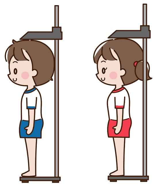 身長を伸ばす方法とは?